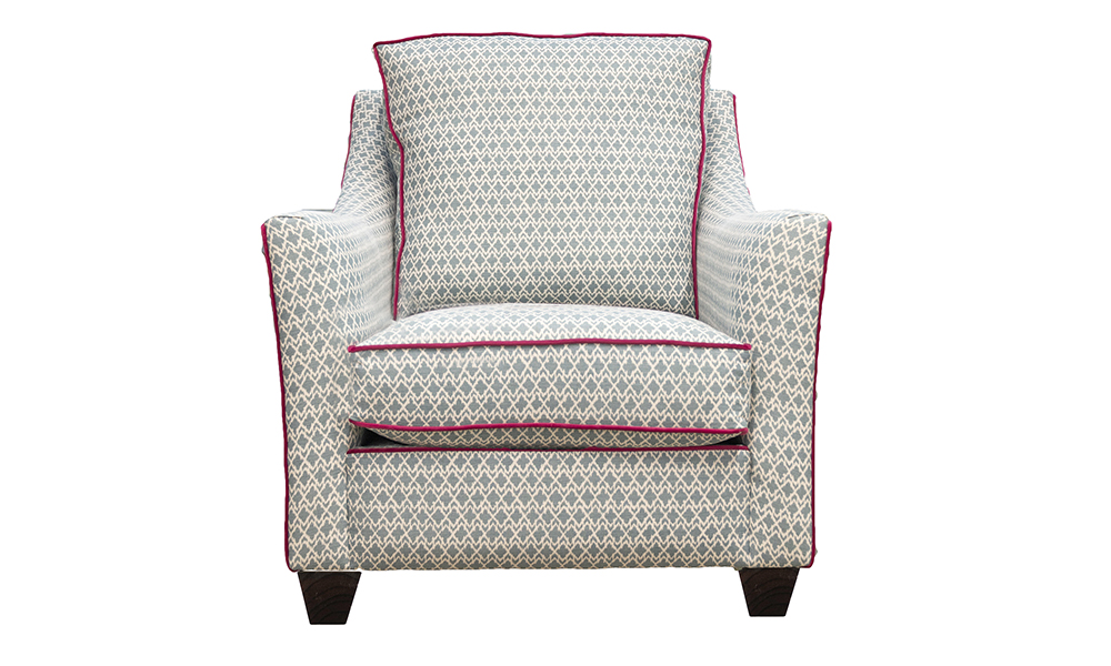 Grenoble Chair in Customers Own Fabric