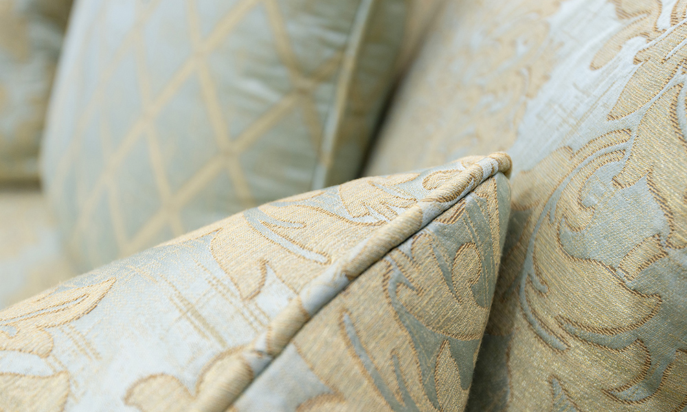 Scatter Cushions in Cozy Pattern
