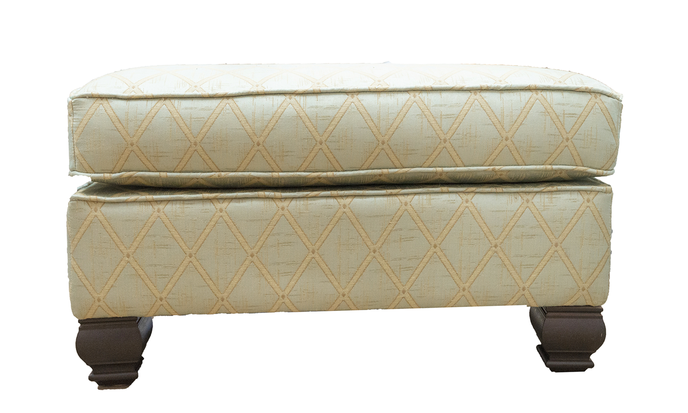 Grenoble Footstool in a clearance Fabric