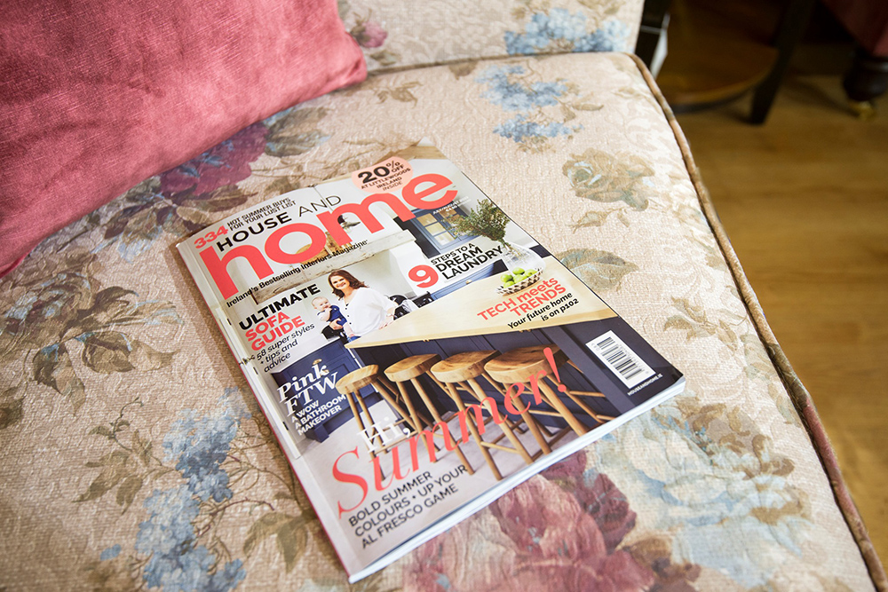 House & Home Magazine Feature