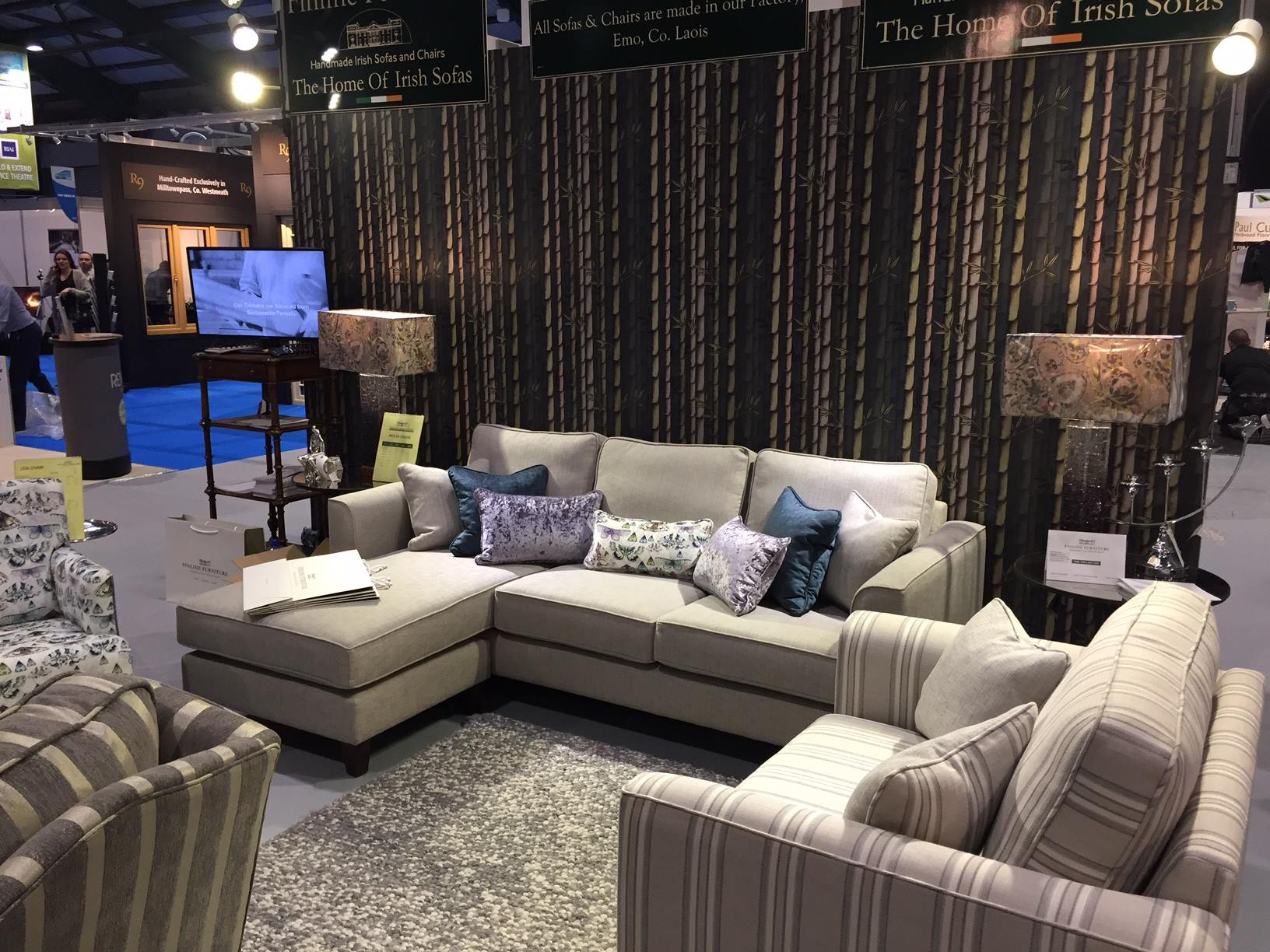 See The Finest Furniture In Ireland At Ideal Home Show 2017 Finline Furniture Blog