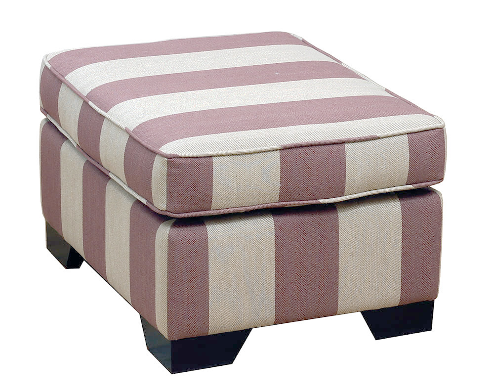 Imperial Footstool - Socrates