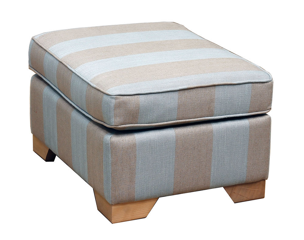 Imperial Footstool Silver collection