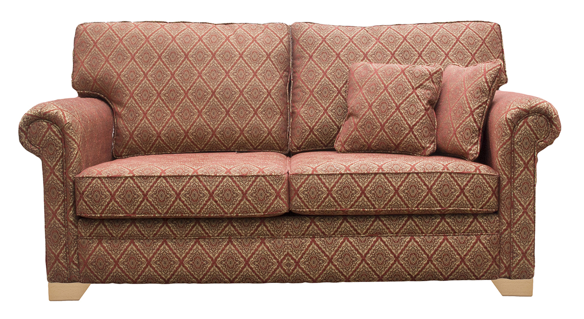 Imperial Sofa Bed 4ft6 Discontinued Fabric