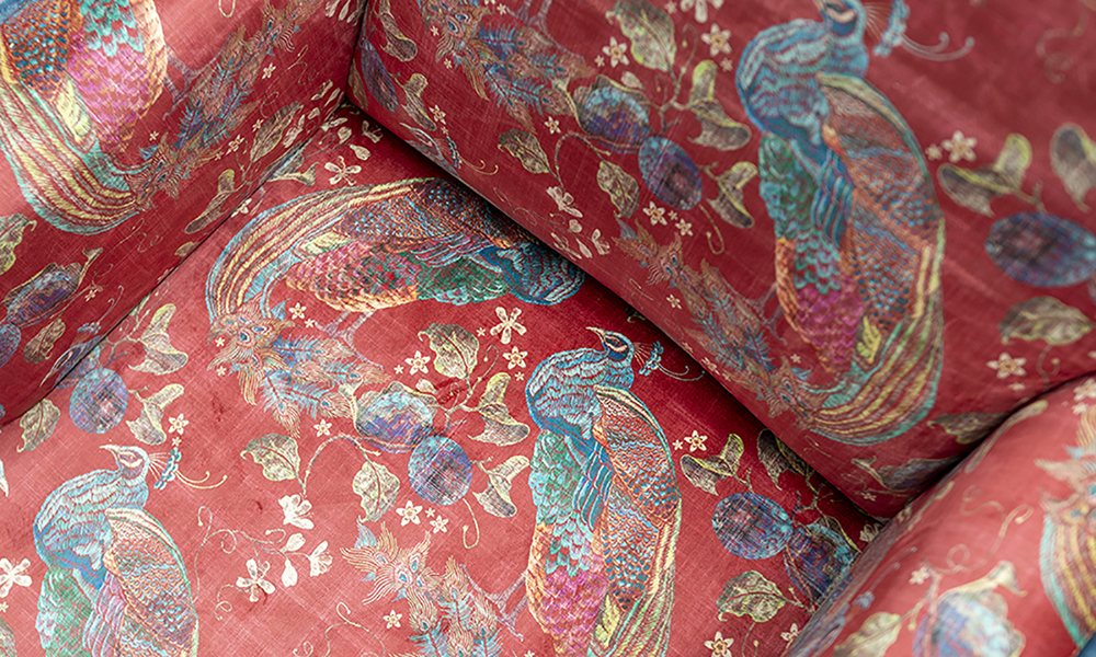 Lisa-Chair-in-Peacock-Cranberry-Platinium-Collection-Fabric-405860-