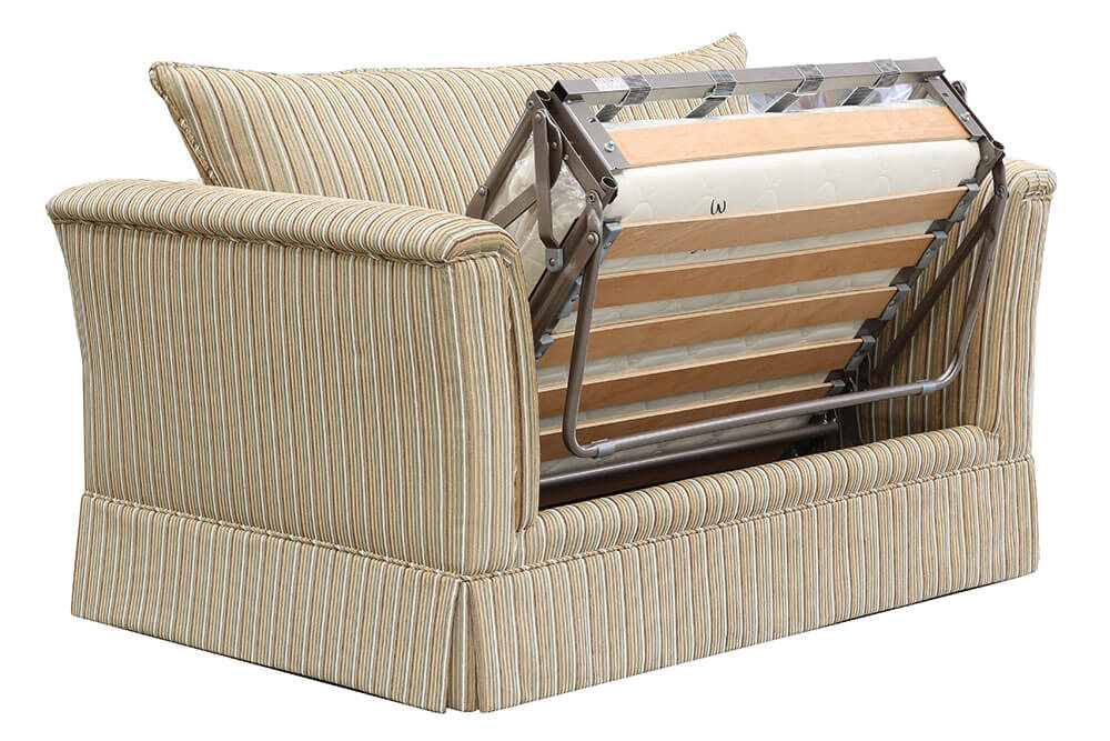 Madison Love Seat, Sofa Bed Slats