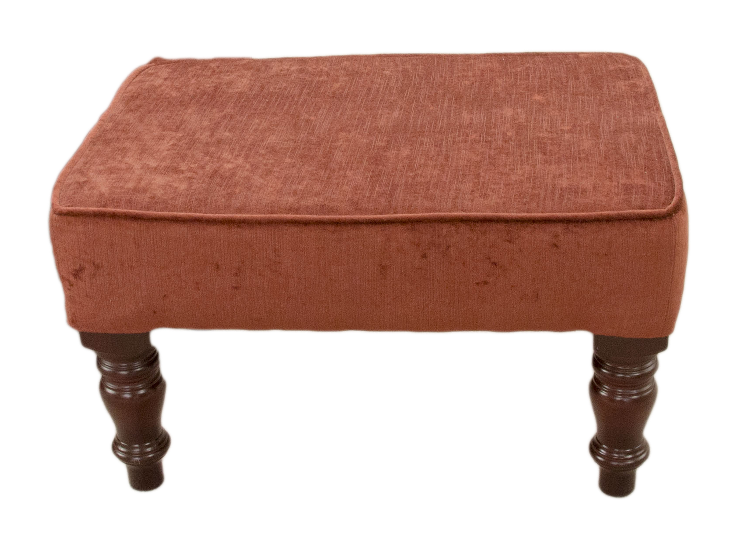 Footstool - Silver Collection