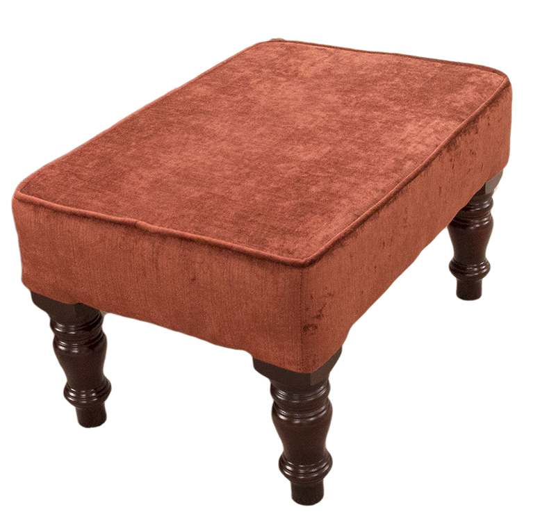 Footstool - Silver Collection side