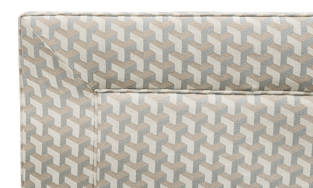 Monaco-6ft-Headboard-Close-Up-in-Levonne-Dusk-Silver-Collection-Fabric