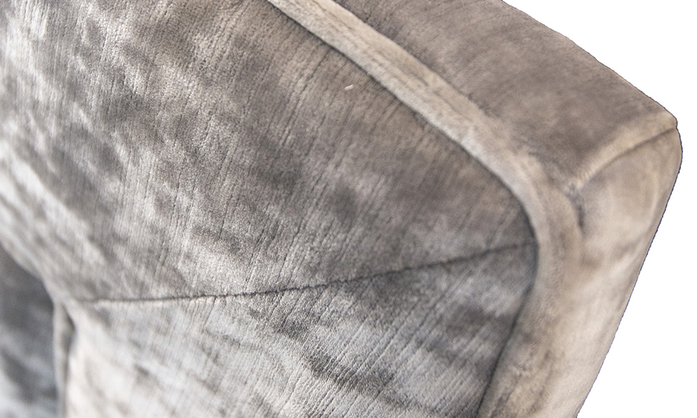Monaco-Headboard-detail-in-Boulder-Charcoal-Platinum-Collection-of-Fabrics