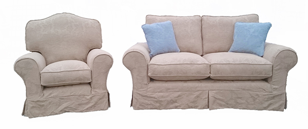 Roisin Sofas And Chairs Range Finline Furniture
